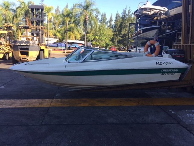 Canestrari 160 open 1999 Johnson 90 hp 2 t