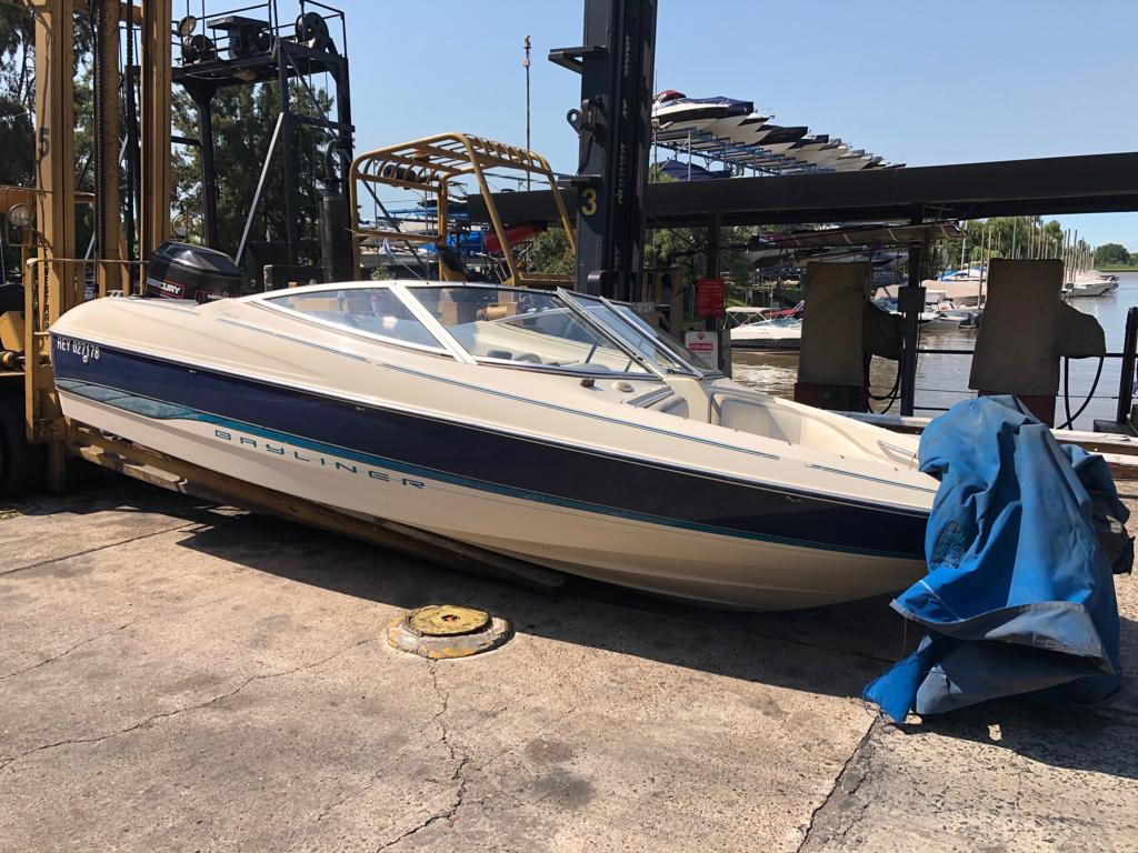 Bayliner 1700 1997 Mercury 115 hp